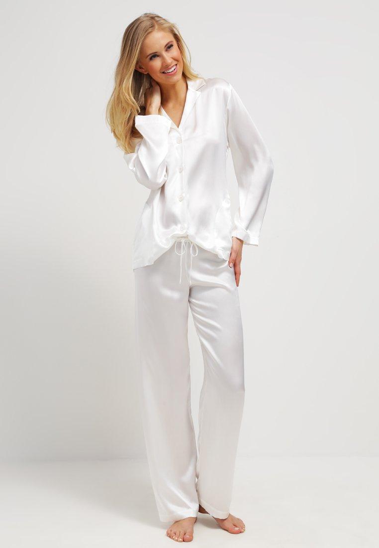 La Perla - PIGIAMA SET - Pyjama - naturale