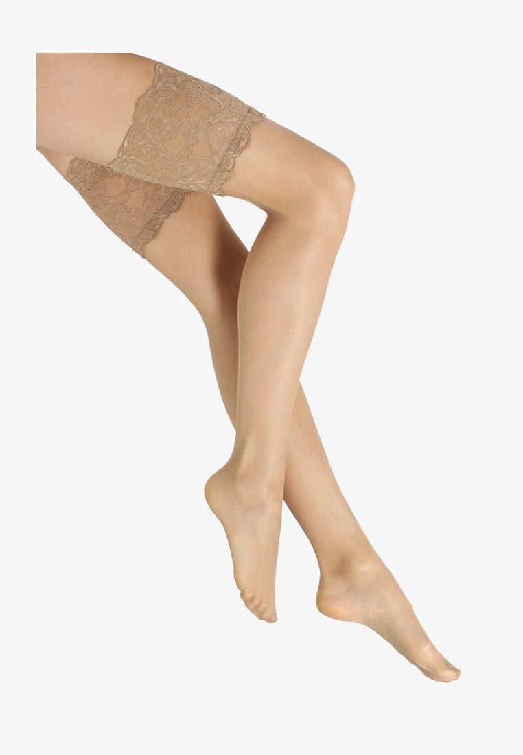 La Perla - TRES FEMME - Calcetines por encima de la rodilla - nude