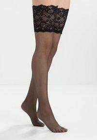 La Perla - TRES FEMME - Bas - black - 1
