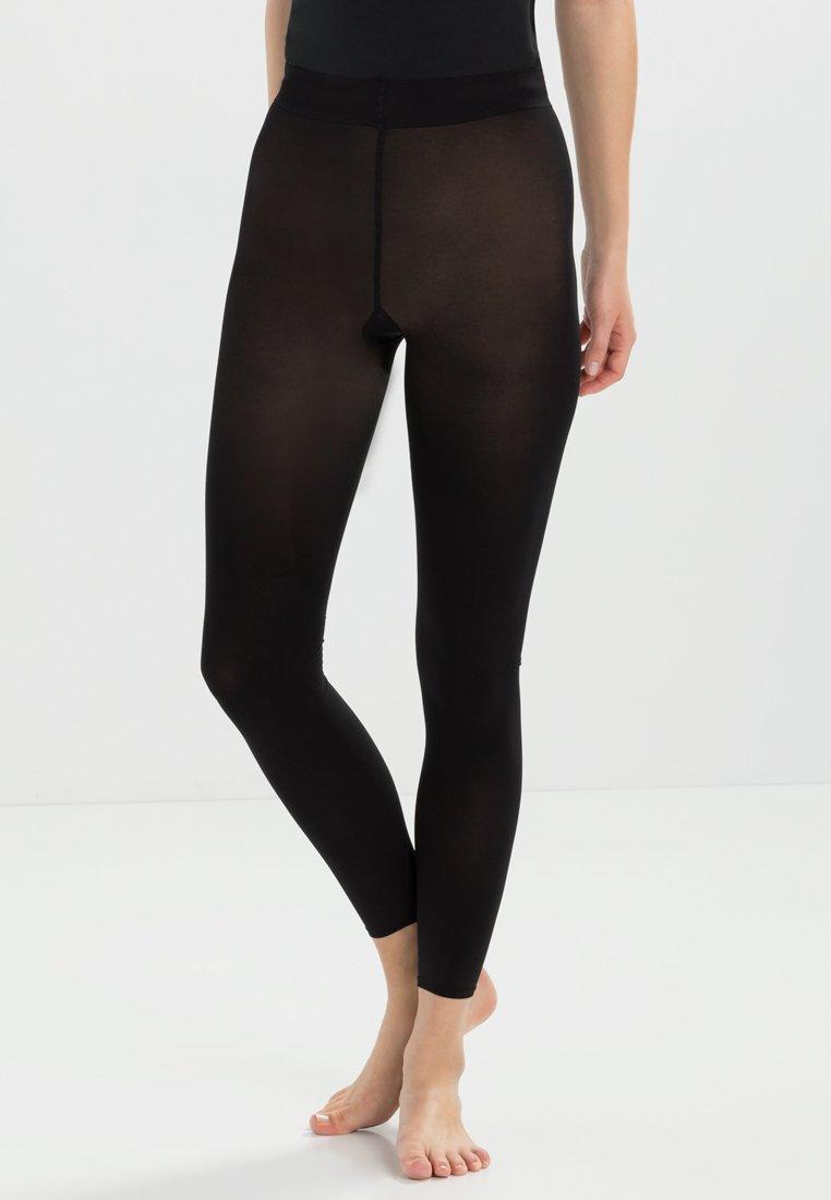 La Perla - Leggings - Stockings - black