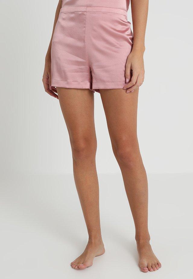 Pyžamový spodní díl - pink powder