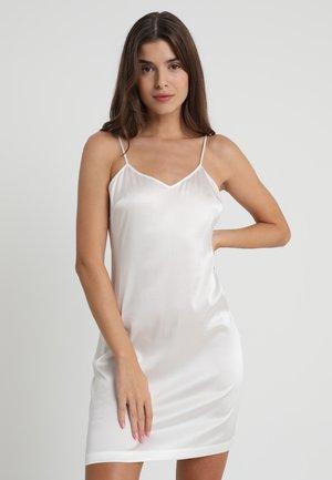 REWARD SHORT SLIP DRESS - Nachthemd - off-white