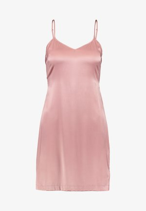REWARD SHORT SLIP DRESS - Chemise de nuit / Nuisette - pink powder
