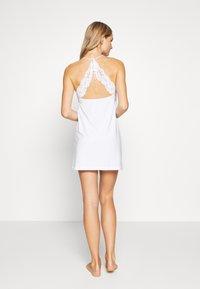 La Perla - TRES SOUPLE PARIGINA - Camicia da notte - white - 0
