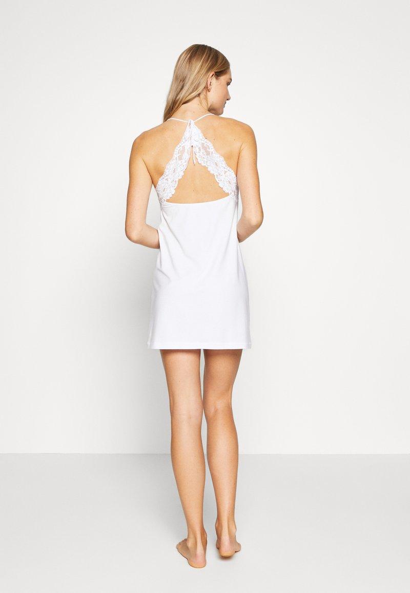 La Perla - TRES SOUPLE PARIGINA - Camicia da notte - white