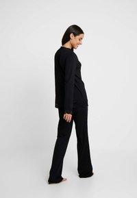 La Perla - TRES SOUPLE NIGHT WEAR LONG - Pyjama - black - 2
