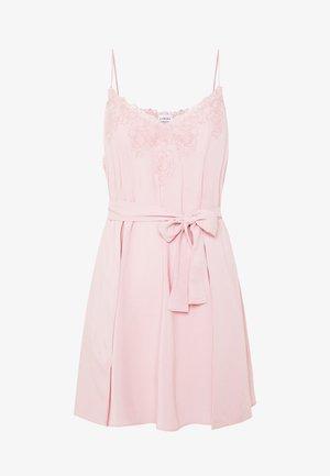BELLA BABY DOLL - Camicia da notte - pink powder