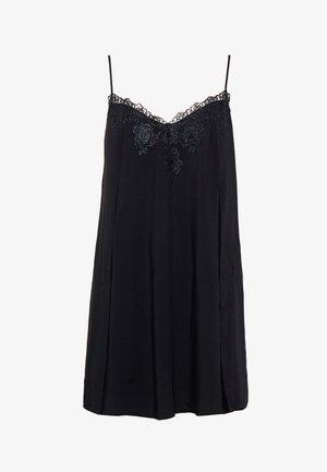 BELLA BABY DOLL - Camicia da notte - black
