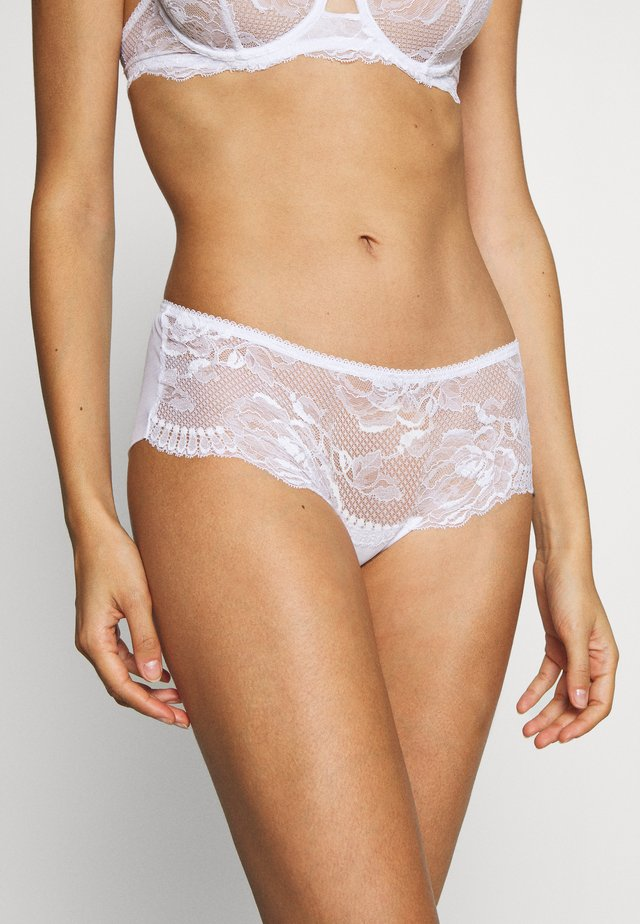 BRIGITTA SHORT - Slip - white