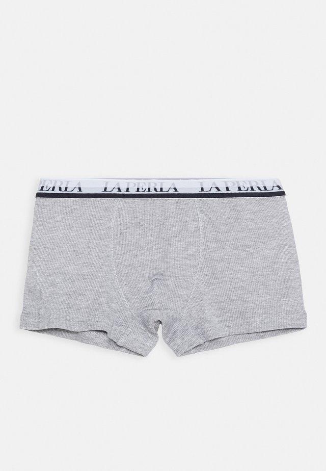 Pants - grigio melange