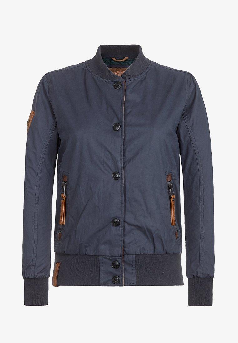 Naketano - Leichte Jacke - dark blue