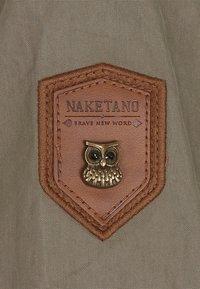 Naketano - Korte jassen - olive - 6