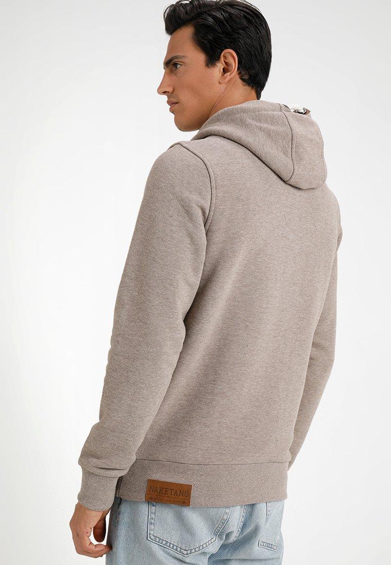 Naketano Sweatshirt grey melange Zalando.at