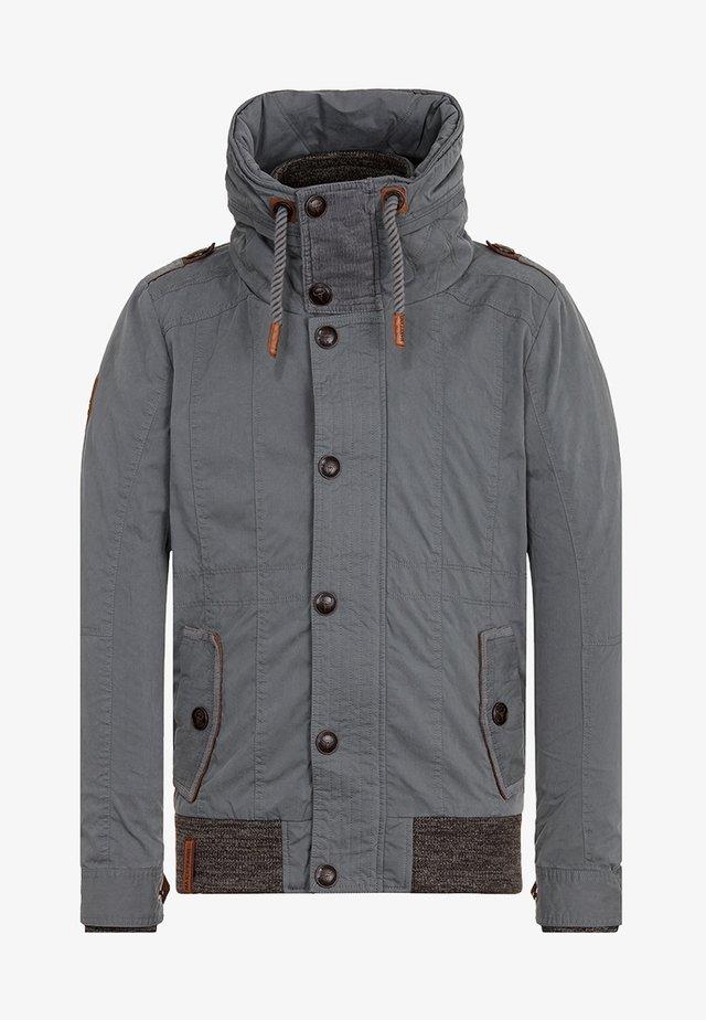 Korte jassen - dark grey
