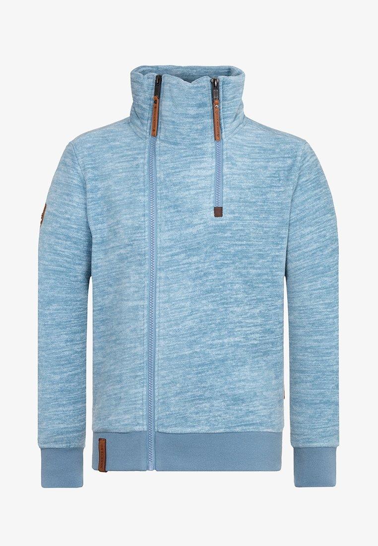 Naketano - Fleece jacket - turquoise