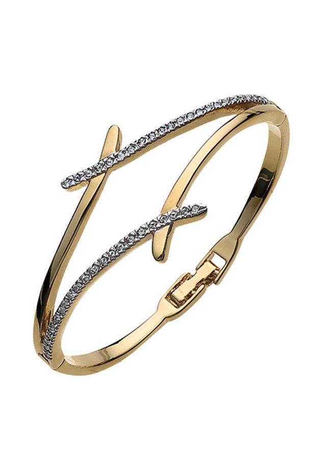 DIVIDE - Armband - gold