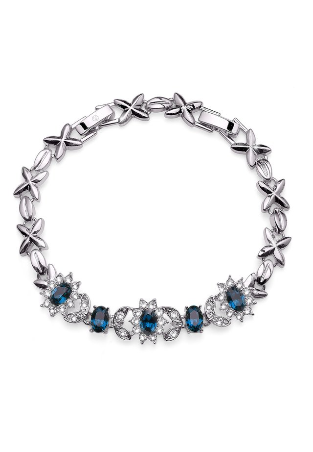 PRINCESS - Bracelet - blau