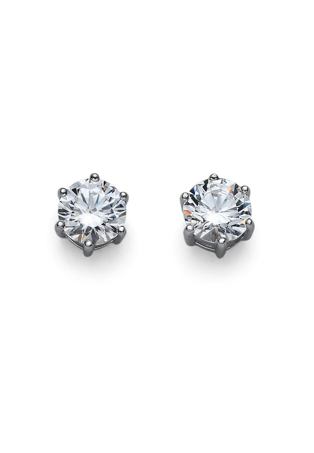 BRILLIANCE - Earrings - weiss