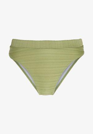 TAHITI XANADU PANT - Spodní díl bikin - aloe