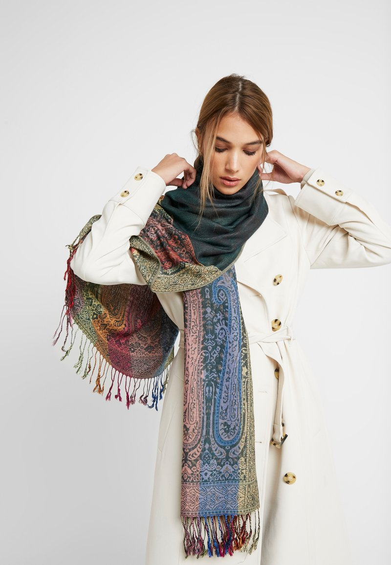 Silvio Tossi - Scarf - multi-coloured