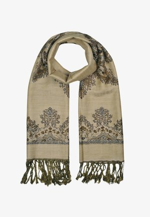 Scarf - brown