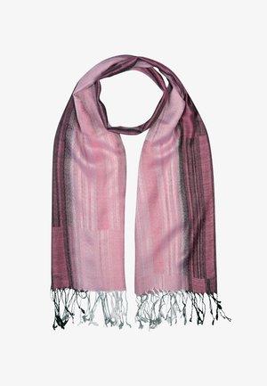 Sjal / Tørklæder - pink/ lilac