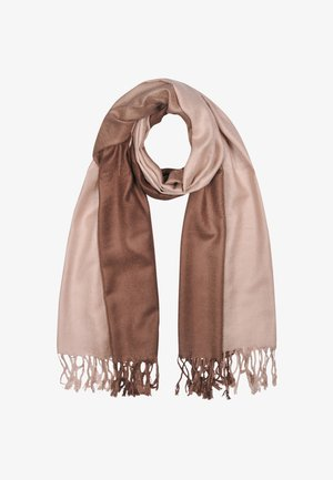Scarf - light brown