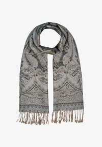 Silvio Tossi - Scarf - light grey - 0