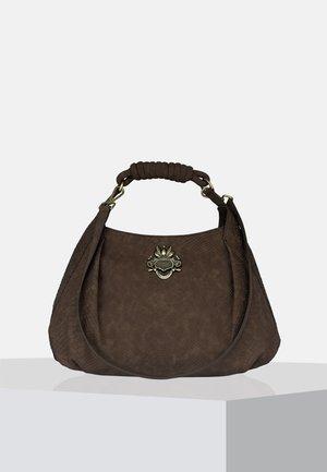 Shopping Bag - antique brown