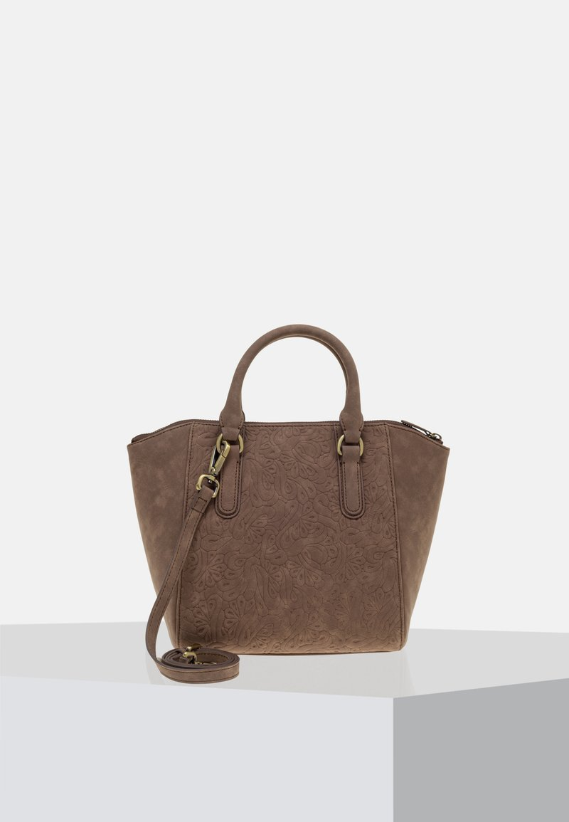 Silvio Tossi - Handbag - antique brown