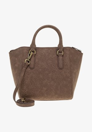 Handtasche - antique brown