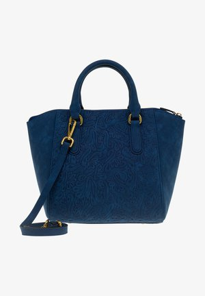 Tote bag - dark blue