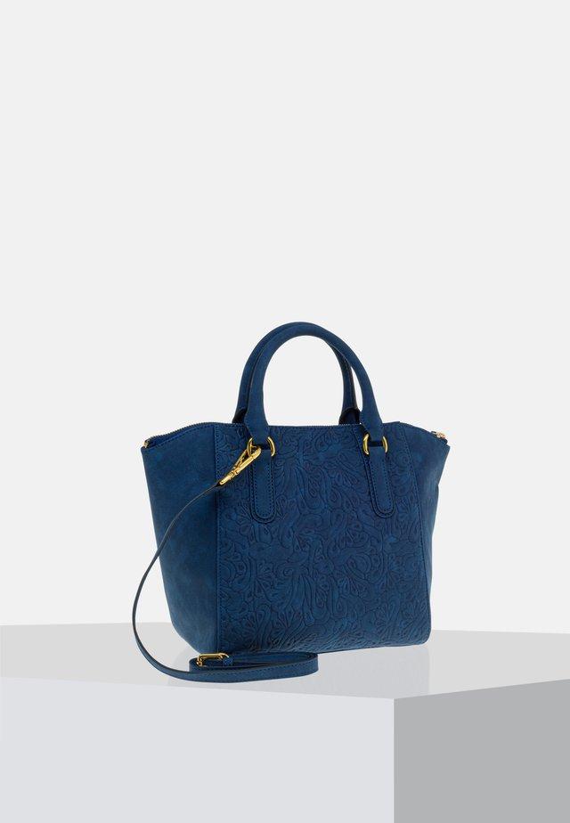 Shopping bags - dark blue