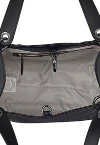 Silvio Tossi - Shopping bag - black - 4