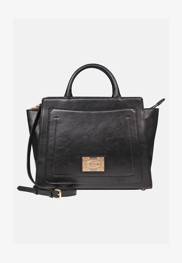HOCHWERTIGE - Håndtasker - schwarz