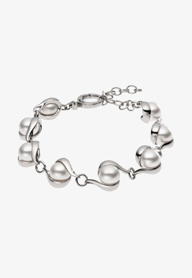 AGNETHE - Bracelet - silver-coloured