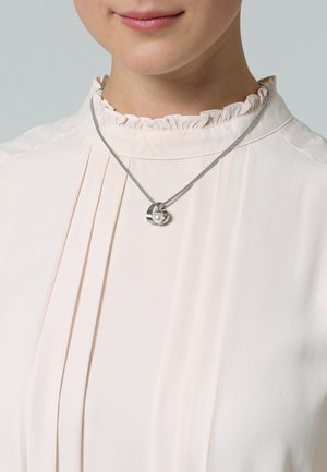 AGNETHE - Halsband - silver-coloured
