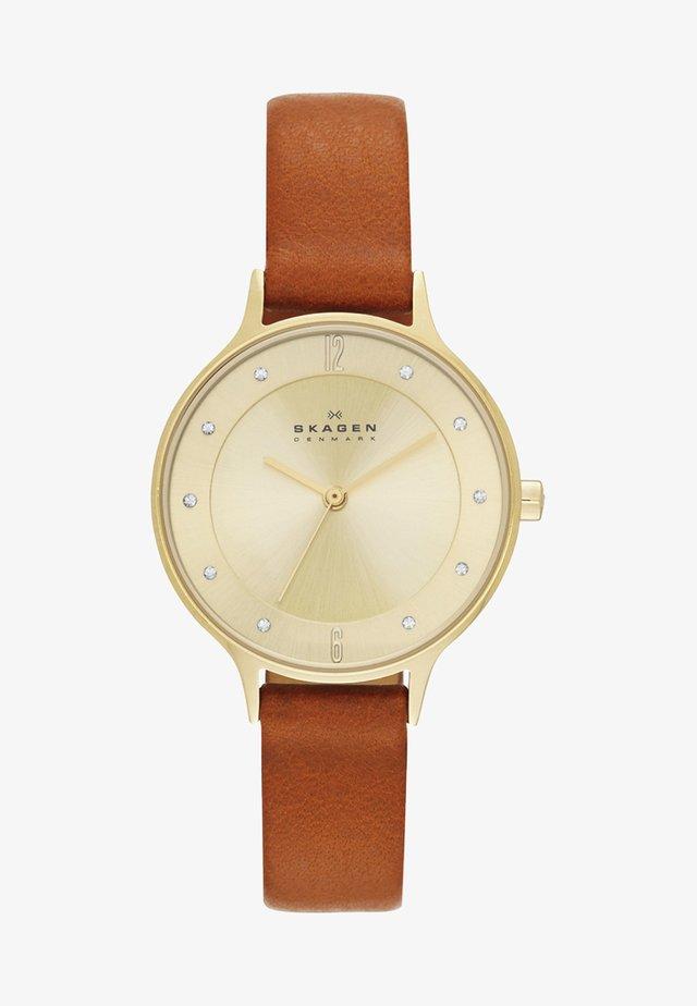 ANITA - Uhr - brown