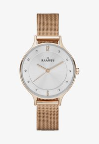 Skagen - ANITA - Watch - rosegold-coloured
