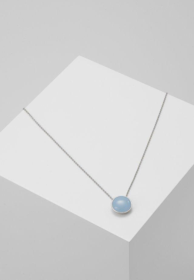 SEA GLASS - Halskæder - silver-coloured