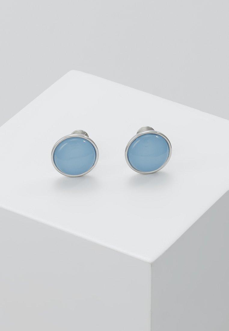 Skagen - SEA GLASS - Earrings - silver-coloured