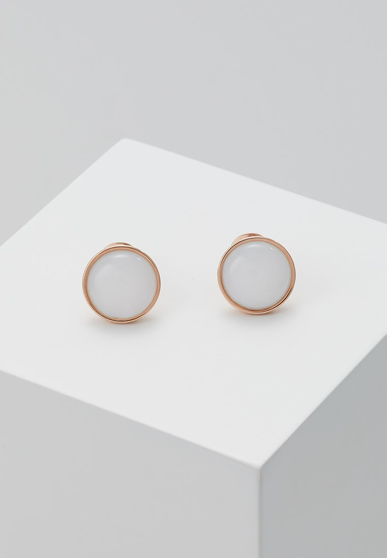 Skagen - SEA - Boucles d'oreilles - roségold-coloured