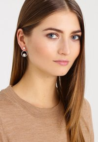 Skagen - AGNETHE - Earrings - silver-coloured