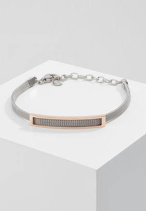 ANETTE - Armbånd - sil-coloured/roségold-coloured