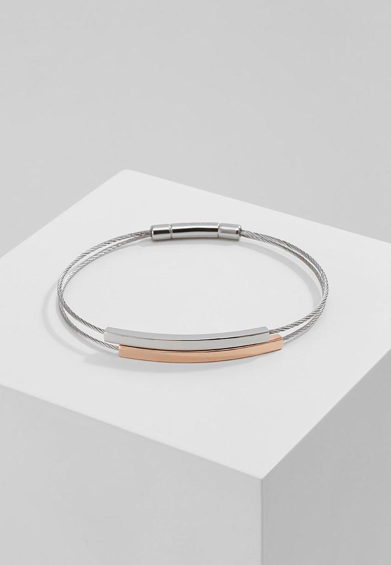 Skagen - ELIN - Armbånd - silver-coloured/rosegold-coloured