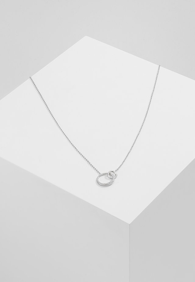 ELIN - Ketting - silver-coloured