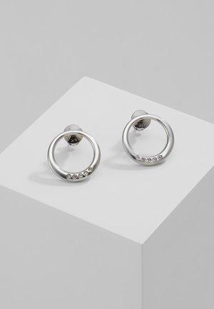 ELIN - Boucles d'oreilles - silver-coloured