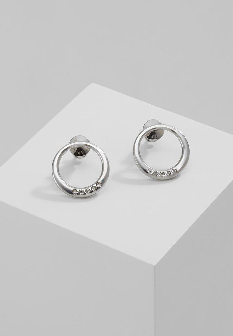 Skagen - ELIN - Boucles d'oreilles - silver-coloured