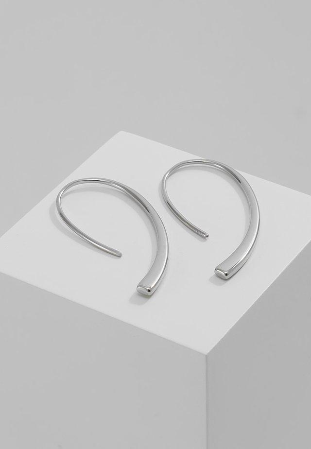 ELIN - Ohrringe - silver-coloured
