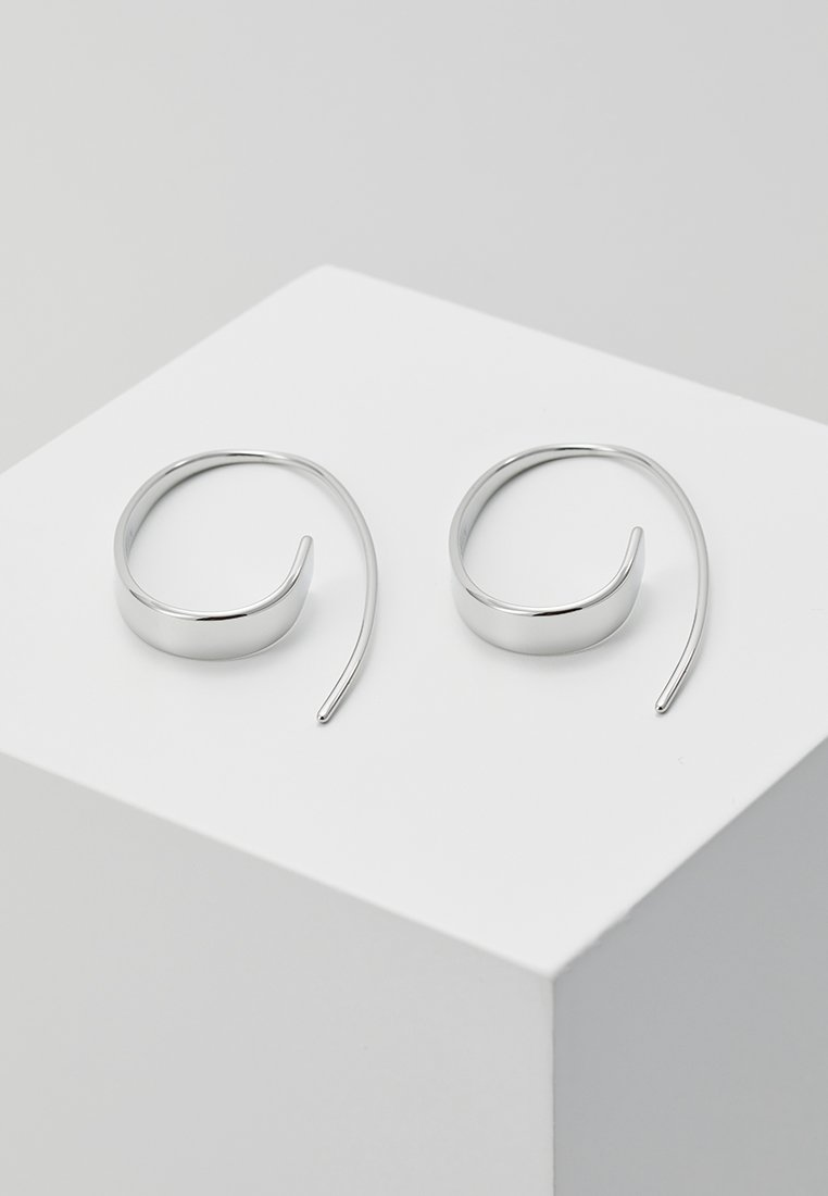 Skagen - KARIANA - Earrings - silver-coloured